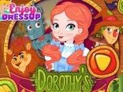 Dorothy si Vrajitorul din Oz