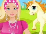 Barbie ingrijeste noul Unicorn