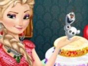 Elsa si Olaf Tort aniversar