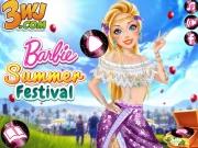 Machiaj Coachella pentru Barbie
