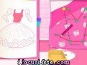 Atelierul de rochii a lui Hello Kitty