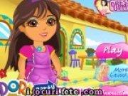 Joc de facut curatenie cu Dora