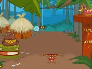 Sef de trib in jungla