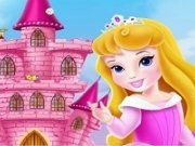 Printesa Aurora la Castel