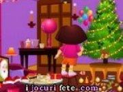 Dora isi face curat in camera