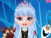 Baby Elsa Rochii noi