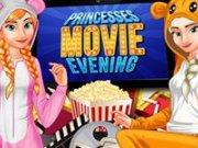 Elsa si Anna la cinema