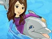 Spectacol cu delfini