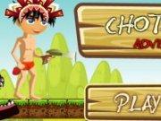 Chota Boy Aventura in jungla