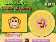 Joc de Memorie cu maimute sonore