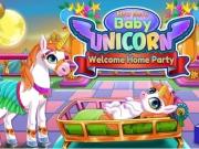 Unicorn nou nascut