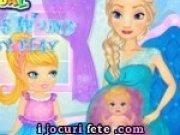 Elsa mamica din nou