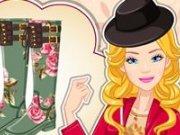 Design cizme pentru Barbie