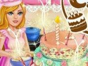 Tort pentru ziua lui Barbie