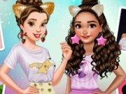Prietenele Belle si Moana