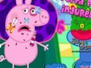Peppa Pig la spital