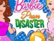 Pregatiri de bal cu Barbie