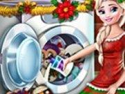 Elsa Spala jucariile de Craciun