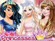 Concurs de frumusete Elsa, Belle si Jasmine