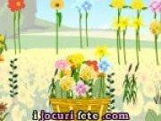 Joc cu flori pentru fete