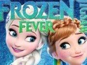 Elsa si Anna Frozen Jigsaw puzzle