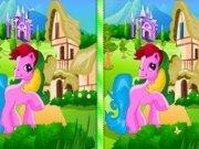 Diferente cu ponei