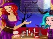 Machiaj pentru fete de Halloween