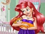 Ariel Decoreaza camera bebelusului