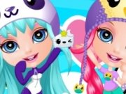 Moda Kawaii cu Baby Barbie