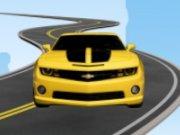 Cursa rapida pe autostrada