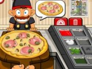 Gateste Pizza si serveste rapid