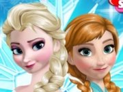 Surorile Frozen Dress Up