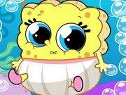 Ai grija de Spongebob si de Patrick bebelusi