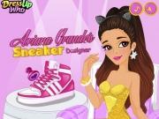 Ariana Grande Design Sneaker