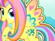Imbraca poneiul Fluttershy