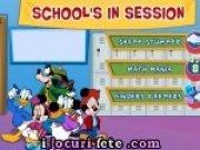 mickey mouse si prietenii la scoala