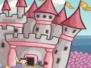 Castelul zanelor atacat de monstri