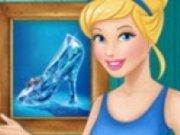 Cenusareasa: Pantofii de Cristal