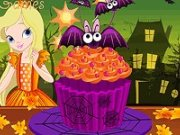 Briose cupcake de Halloween