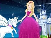 Barbie si al ei Pegasus magic