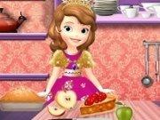 Sofia Intai: tarta cu mere