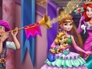 Anna si Ariel Rochii de bal
