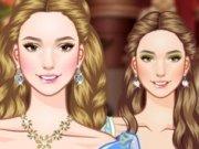 Cinderella la Salonul de coafura