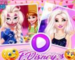Elsa si Anna Makeover