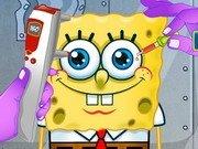 Spongebob la Clinica de Oftalmologie