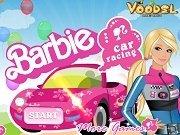 Barbie Curse cu masina