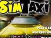 Joc de condus o masina de taxi Sim Taxi