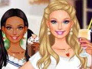 Barbie la inghetata