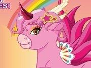 Unicornul rozaliu
