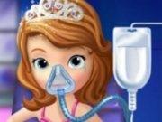 Sofia Intai la prima operatie